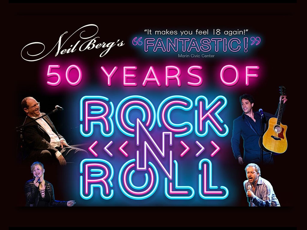 50 Years Of Rock N Roll